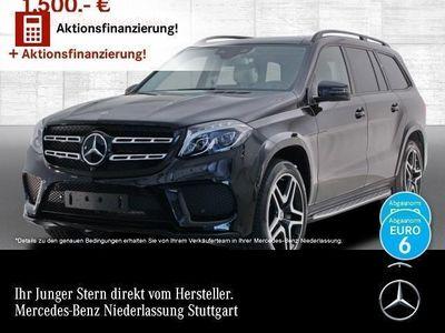 gebraucht Mercedes GLS350 d 4M AMG Active Curve 360° Harman COMAND