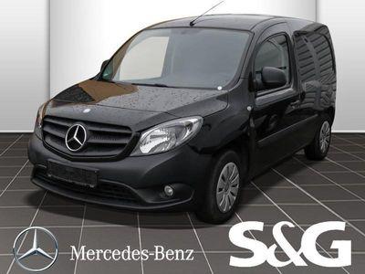 gebraucht Mercedes Citan 111 CDI Kasten Klima/Sitzheizung/Radio/PDC