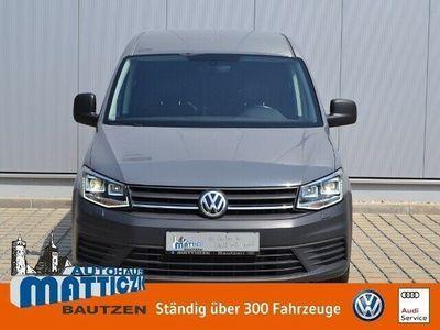 used VW Caddy Maxi Commerce 2.0 TDI EU6 (150 PS) Kasten AHK/ACC