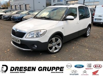 gebraucht Skoda Roomster Scout Plus Edition 1.2 TSI Panorama/Win