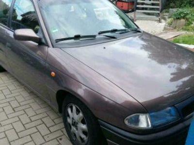 gebraucht Opel Astra cc 1.6 16v