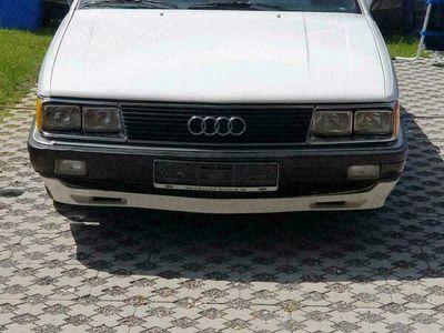 gebraucht Audi 200 typ 44 2,2 Automatik H-Zulassung
