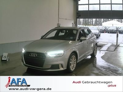 gebraucht Audi A3 Sportback 2,0 TDI Sport S tronic LED,Virt.CP,Wechsel/Umweltprämie