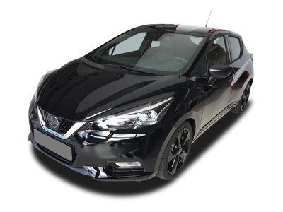 "gebraucht Nissan Micra Micra1.0 N-SPORT*17""*Alcantara*CarPlay*And.Auto"