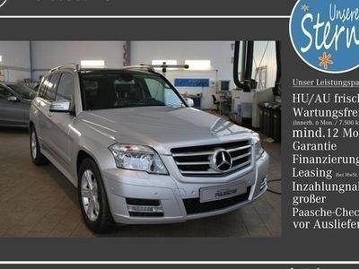 gebraucht Mercedes GLK350 CDI 4MATIC Navi/Pano.-Dach/AHK/Autom.