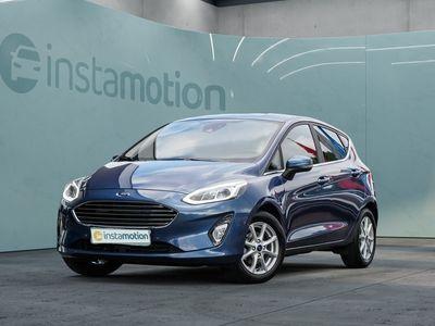 gebraucht Ford Fiesta Fiesta1.0 EcoBoost LimS5 Titanium S/S (EURO 6d-TEMP) *Automatik 7 Gang*