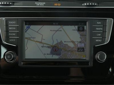 gebraucht VW Touran Highline 2.0 TDI BMT DSG   NAVI ACC schwarz