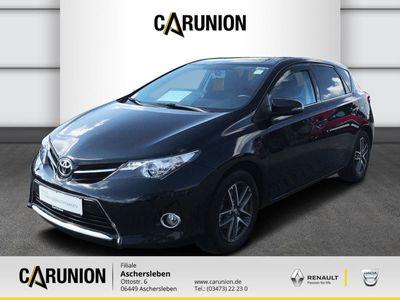 gebraucht Toyota Auris 1.6 Valematic Edition