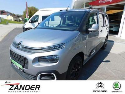 gebraucht Citroën Berlingo 1,5 BlueHDi 130 Feel Pack XL Klima Einparkhilfe