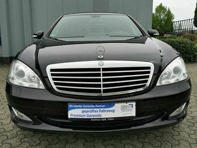 gebraucht Mercedes S350L S -Klasse Lim.VOLLAUSSTATTUNG