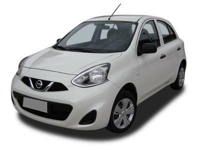 gebraucht Nissan Micra 1.2 Benzin