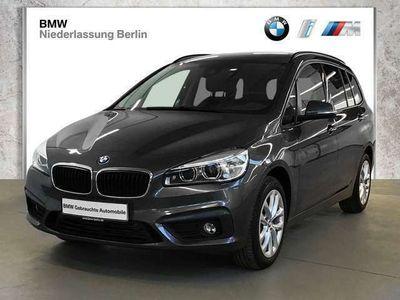 gebraucht BMW 220 Gran Tourer i EU6 Aut. LED Navi Parkassistent