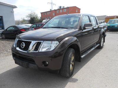 used Nissan Navara DPF Autm. LE