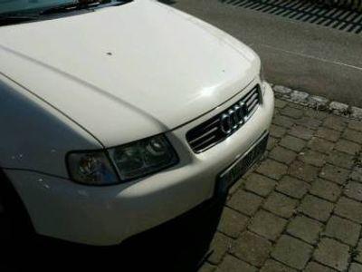 gebraucht Audi A3 1.6 l Bj. 1999