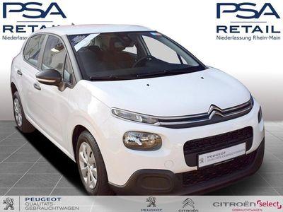 gebraucht Citroën C3 Pure Tech 68 LIVE