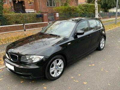 gebraucht BMW 116 i, TÜV + INSPEKTION neu, neue Reifen, 8-fach