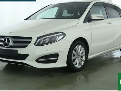 gebraucht Mercedes B180 Style+LED+Navi+PDC