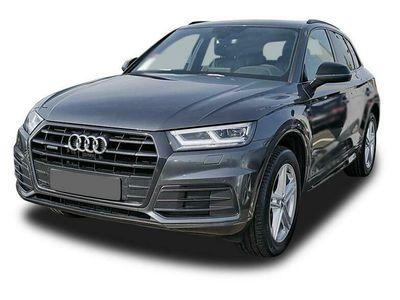 gebraucht Audi Q5 Q5Sport 2.0 TDI qu. S-tronic 2x S-line LED AHK