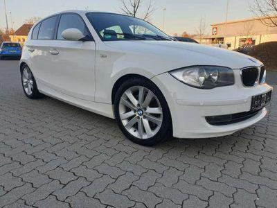 gebraucht BMW 123 1er DPF,Klimatronik,PDC,SportSitze,TÜV05/22,Top