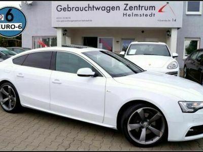 gebraucht Audi A5 Sportback 3.0 TDI EU6 S-Line S tronic quattro