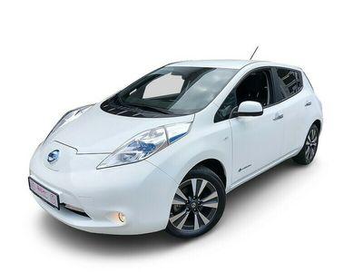 gebraucht Nissan Leaf TEKNA 30 kWh (mit Batterie) 109PS (*NAVI*)