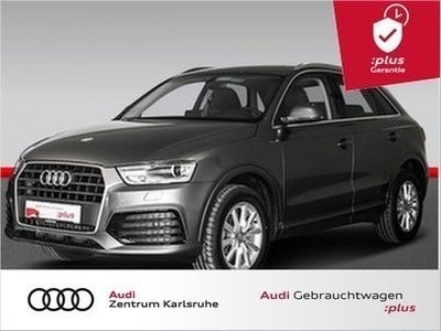gebraucht Audi Q3 sport 2.0 TDI quattro UPE 49.400,--