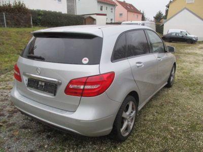 gebraucht Mercedes B200 BlueEFFICIENCY EDITION 1