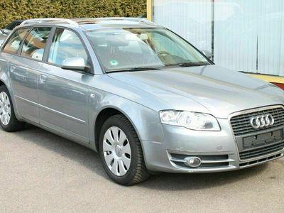 gebraucht Audi A4 2.0 multitronic Avant*Klimaautomatik*GSD*
