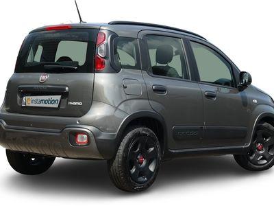 gebraucht Fiat Panda Cross Panda CITY 1.0 MILD HYBRID City-Paket Plus