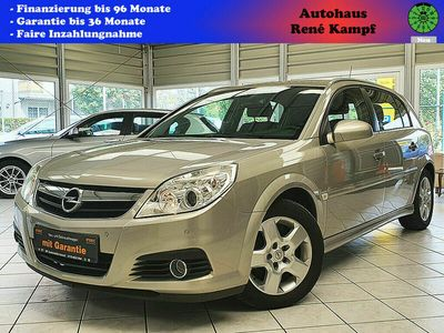 gebraucht Opel Signum Edition *Rollstuhlumbau*wenig Kilometer*