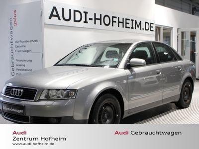 gebraucht Audi A4 Limousine 2.0 multitro. 96kW*Xenon*Sportsitze
