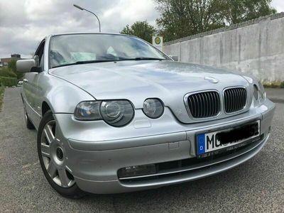 gebraucht BMW 325 ti Automatik TÜV 04/23