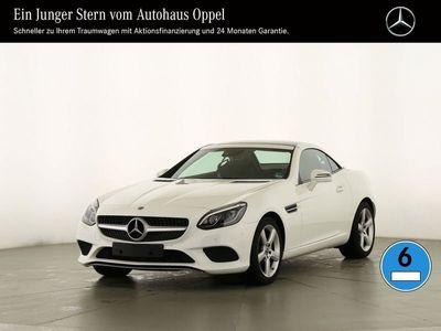 gebraucht Mercedes 180 SLCLED+Garmin+SH+Klima+Notruf+Parktr.+DAB