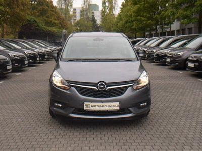 gebraucht Opel Zafira 1.4 T S&S Navi 4.0 IntelliLink/Cam Klimaauto. Alu1