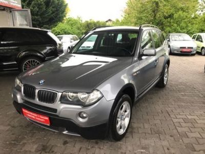 gebraucht BMW X3 Baureihe2.0d Sportpaket-Grüneplakette-Euro4-