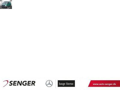 käytetty Mercedes Sprinter 213 Kasten,Klima,Navi,AHK,Standhzg.
