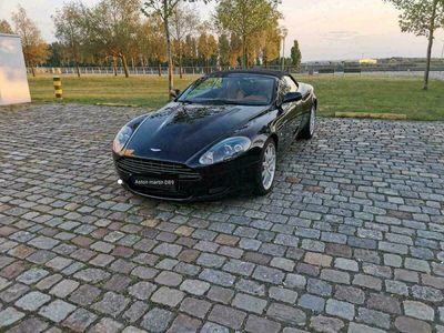 gebraucht Aston Martin DB9 Volante Cabrio 6,0 V12