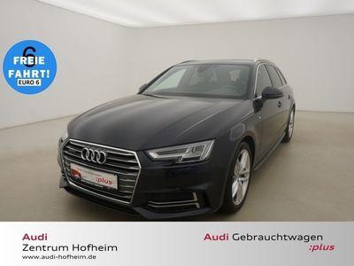gebraucht Audi A4 Avant 3.0 TDI qu. tip. 160kW 2x S Line*LED*Na M