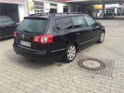gebraucht VW Passat Variant 2.0 TDI Sportline