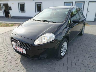 gebraucht Fiat Grande Punto 1.4 8V Dynamic KLIMA