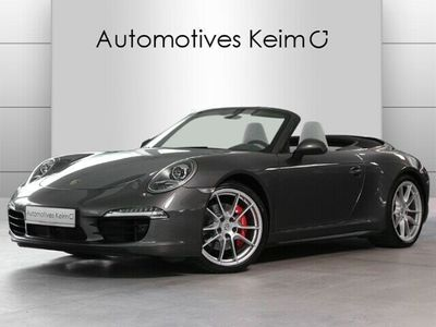 gebraucht Porsche 991 911 4S DIST SPORTSITZE SCP LEDER PTV BOSE SH