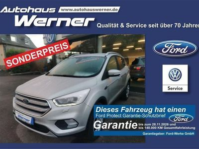 gebraucht Ford Kuga 1.5 EcoBoost Cool&Connect 4x2 Start/St (EURO 6d-Temp), Gebrauchtwagen bei Autohaus Werner GmbH
