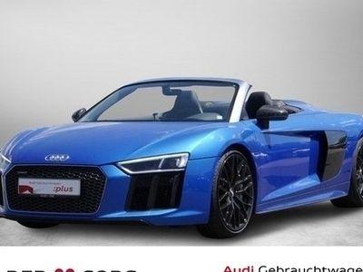gebraucht Audi R8 Spyder 5.2 FSI qu. Bang und Olufsen*Laserlicht*Dy