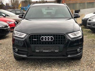 gebraucht Audi Q3 2.0 TDI quattro (8UB) - S Line -