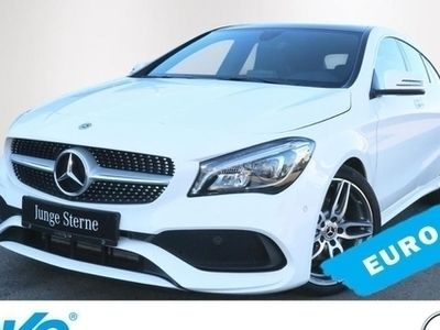 gebraucht Mercedes CLA180 Shooting Brake Panoramadach*LED*Kamera*