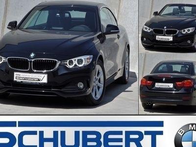 gebraucht BMW 420 i Cabrio Automatik Xenon PDC SHZ Klimaaut.