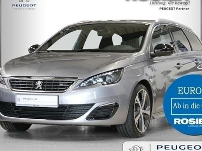 käytetty Peugeot 308 SW GT BlueHDi 180 S&S EAT6 LED Navi Kam Keyl