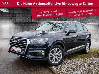 gebraucht Audi Q7 e-tron e-tron 3.0 TDI quattro 190 kW (258 PS) tiptronic 8-stufig