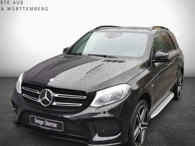 gebraucht Mercedes GLE450 AMG AMG 4M FAHRASS-PL+AIRM+STANDH+MEMOR+360°