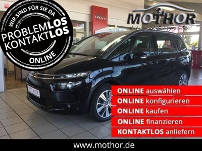 gebraucht Citroën Grand C4 Picasso Spacetourer 1.6 BlueHDi